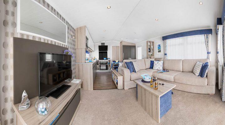 Swift Antibes Living room