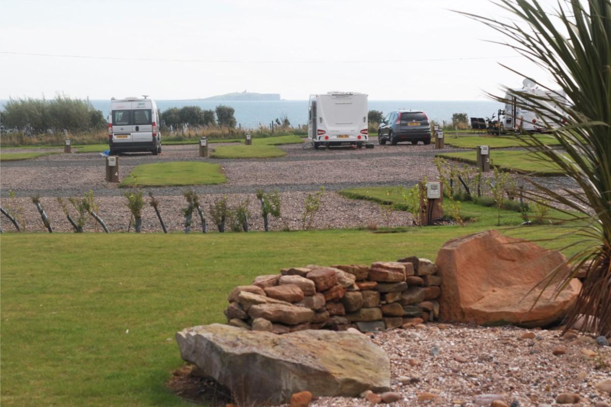 Around Silverdyke Caravan Park