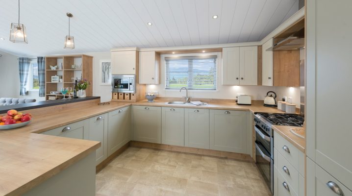 Luxury lodges for sale in scotland with stunning sea views for Luxury kitchens scotland